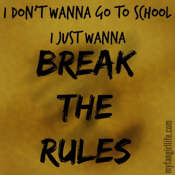 Charli XCX Sucker Lyrics - Break the Rules