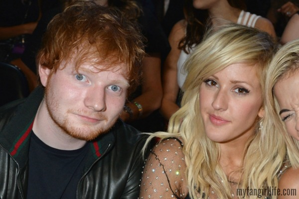 Ed Sheeran Ellie Goulding