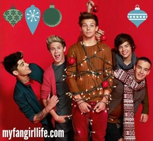 Louis Tomlinson One Direction Christmas