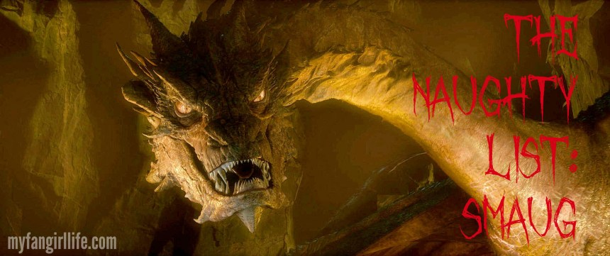 Smaug The Naughty List 2014