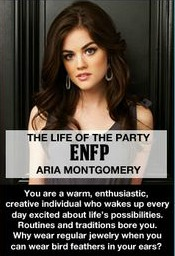Aria ENFP