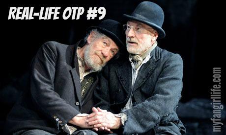 Ian stewart and patrick mckellen OTP