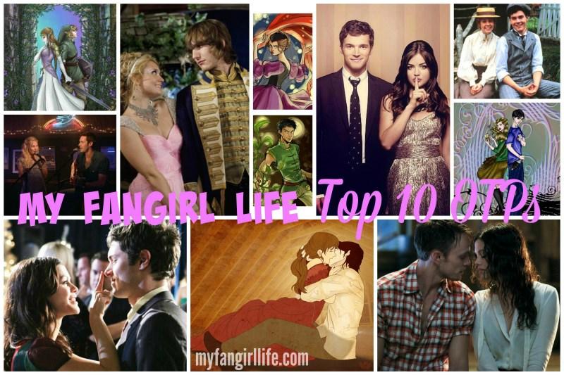 KG Fangirl Top 10 OTPs