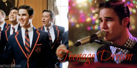 Glee Teenage Dream