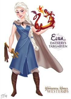 elsa_as_daenerys_targaryen_by_djedjehuti-d770u1a