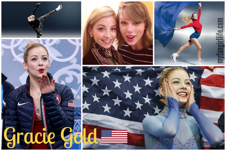Hottest Figure Skaters Gracie Gold