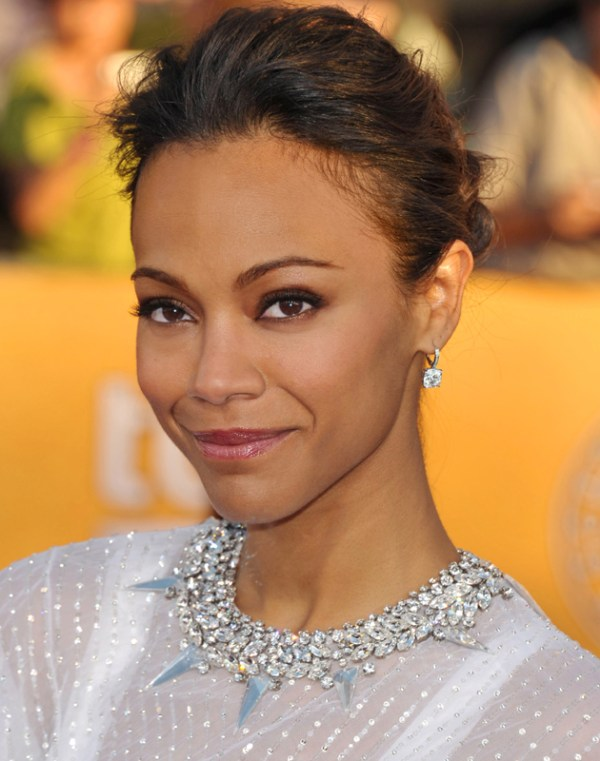 Celebrities SAG Awards Tiffany2 {Celebs} at the SAG Awards Sparkle in Tiffany Jewelry