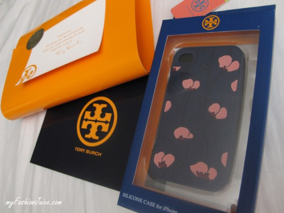 Tory Burch iPhone Case 4 {Gadgets} My New Tory Burch iPhone Case