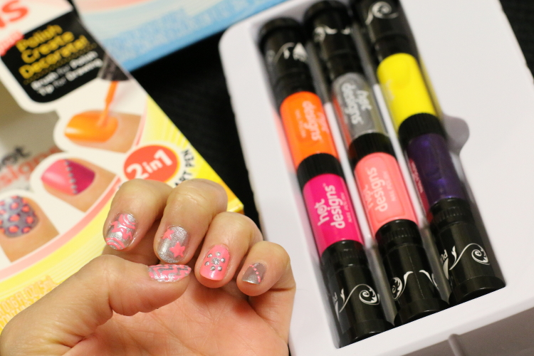 Hot Designs Nail Art Pens & Brush & (end 1/19/2019 2:20 PM)
