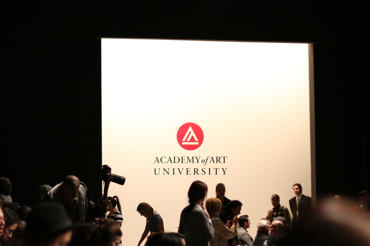 AAU FW2014 NYFW2 Academy of Art University Fall 2014 Mercedes Benz Fashion Week #NYFW