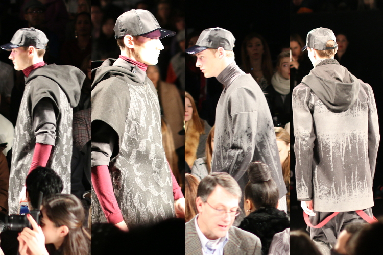 AAU FW2014 NYFW4 Academy of Art University Fall 2014 Mercedes Benz Fashion Week #NYFW