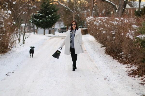 Winter White Coat4 Winter White Coat from Jessica Simpson
