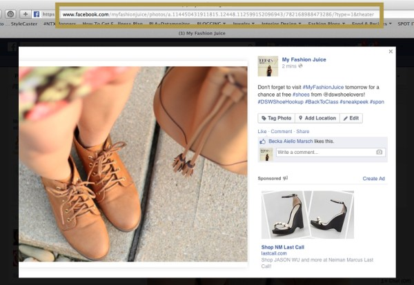 DSW back to class style contest dswshoehookup facebook DSW Shoe Hookup: Back to Class Contest
