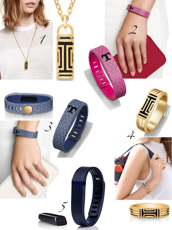 Tory Burch Fitbit2 Tory Burch for Fitbit