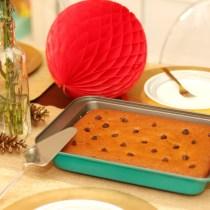 Bakers Secret Colored Bakeware, Banana Cake, Holiday Baking