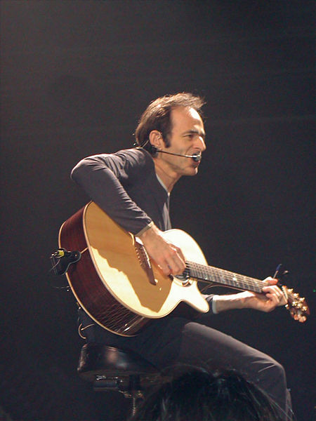 Jean-Jacques Goldman - back to the top of the charts, Image Sandrine Joly, Wikimedia