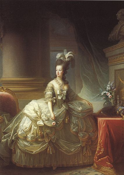 October 16th: Anniversary of the Beheading of Marie Antoinette