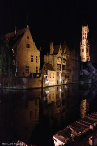 Bruges-canals-at-night