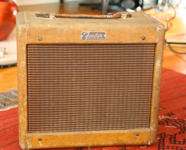 Tweed Fender Champ - C 10416 Front