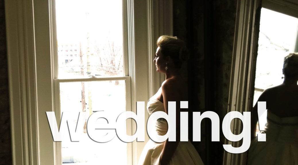 weddingVLOG