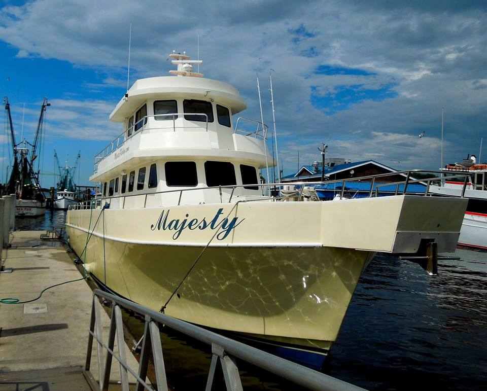 08majesty for Deep sea fishing jacksonville