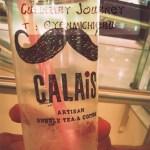 Calais Tea Central Park Mall : Roasted Milk Tea Favourite