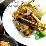 [Kuliner Solo] Bebek dan Ayam Goreng Pak Ndut