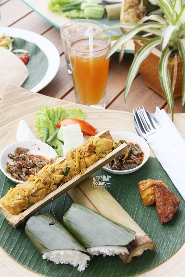 Bebek Bakar Bambu Betutu