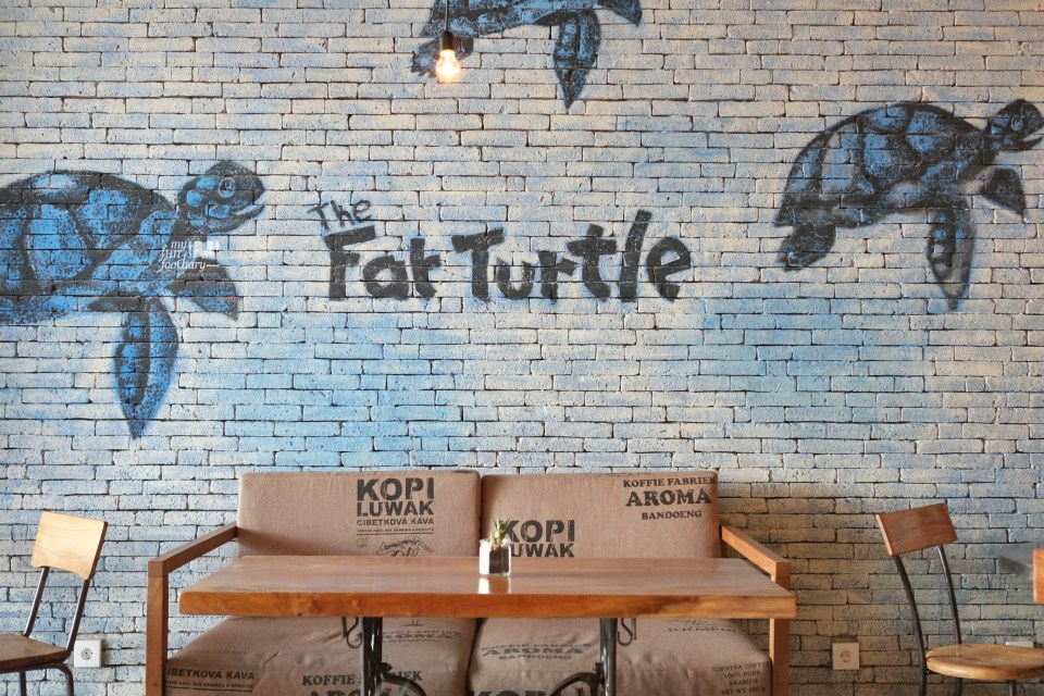 Favorite Spot at The Fat Turtle by Myfunfoodiary