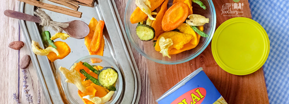 [NEW POST] Healthy & Guilt-Free Snack Time with Replai Veggie Chips