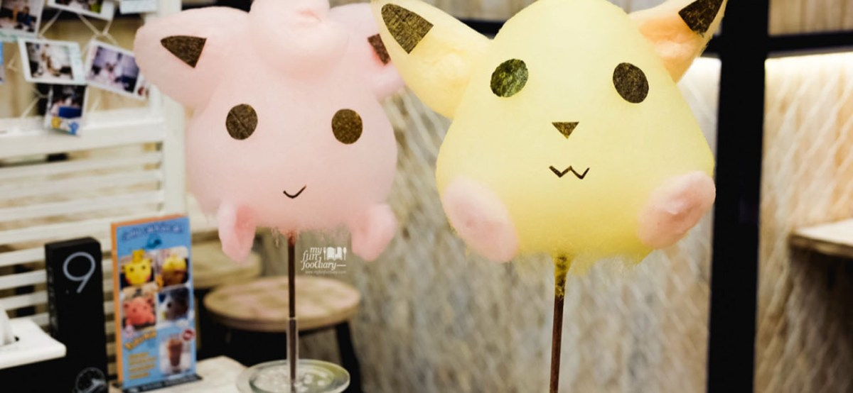 [NEW] 5 Tempat PokeStops Hunting Pokemon Go Dessert di Jakarta