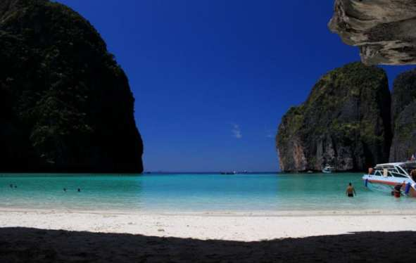 Backpacking route for Southern Thailand