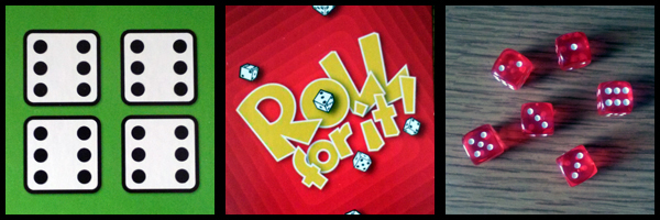 Roll for it! Dice, cards and fun in a little box of awesome ...
