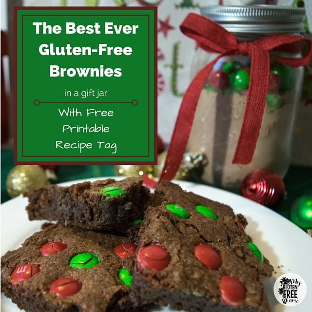 The Best Ever Gluten-Free Brownies