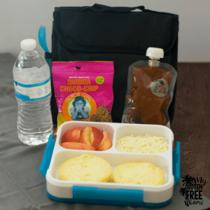 gluten free lunches