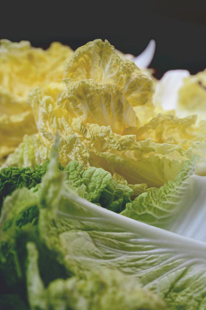 easy vegan cabbage kimchi 3