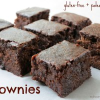 Blender Brownies + Blendtec Giveaway!