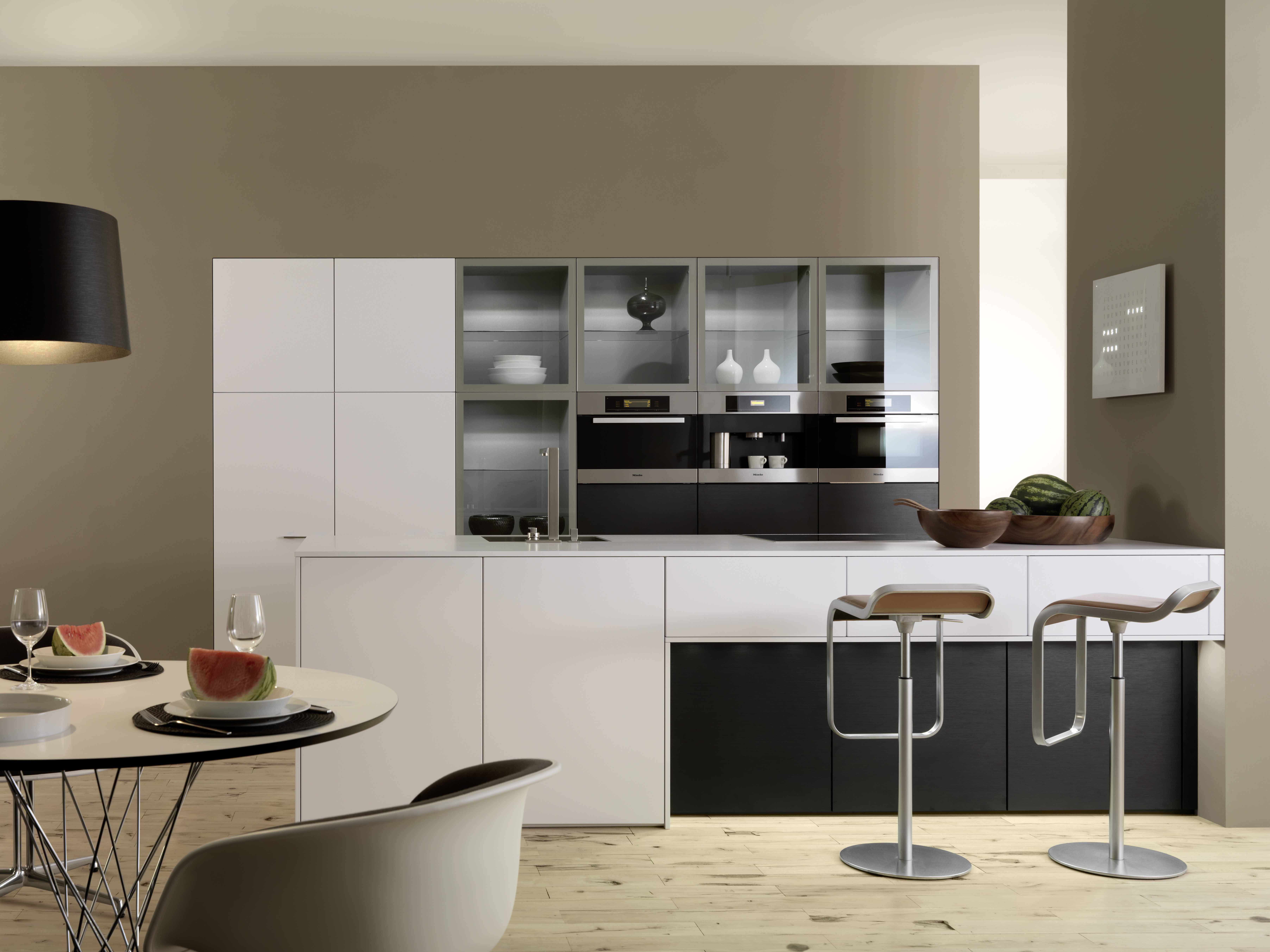 2 european kitchen cabinets 7 Design Tips for Best Architectural Acoustics
