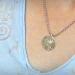 Capture Life Necklace from The Rusted Chain: A Giveaway!