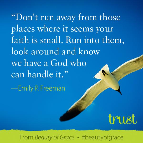 Emily Freeman The Beauty of Grace #beautyofgrace