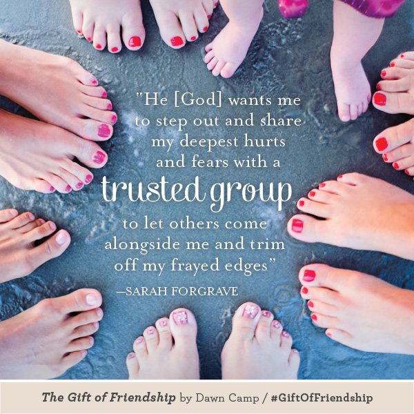 Sarah Forgrave The Gift of Friendship #GiftofFriendship