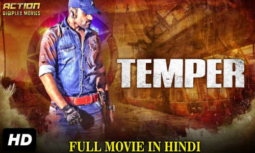 Temper 2018 HDRip 350MB Hindi Dubbed 480p Watch Online Full movie Download Worldfree4u 9xmovies