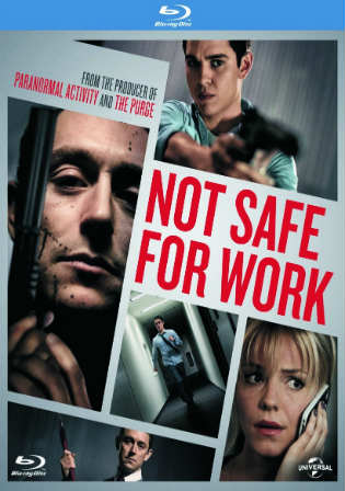 Not Safe for Work 2014 UNRATED BluRay 750Mb Hindi Dual Audio 720p Watch Online Full Movie Download Worldfree4u 9xmovies
