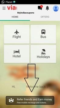 Via.com App