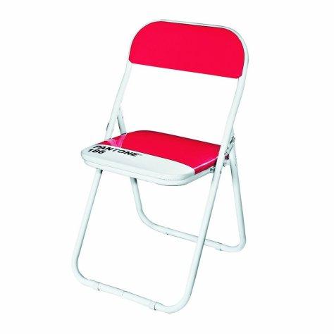 .amaon 39.00 Pantone sedia rossa