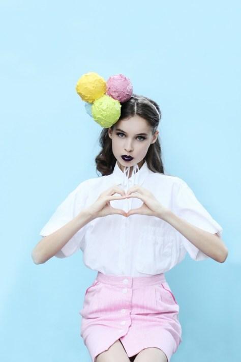 la fotografa Sara Mautone x I Scream Factory