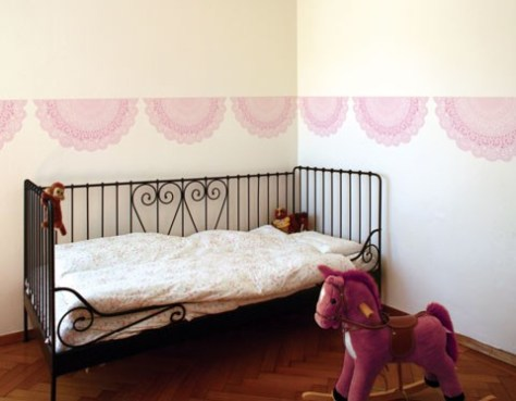 baby wall decal