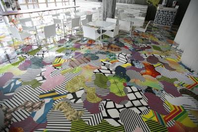 7 modi per rinnovare un pavimento in modo creativo. | www ...