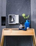 moderno blue-lacework-wallpaper