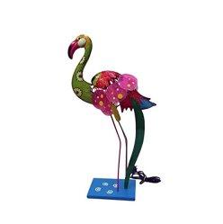 .amazon Gall & Zick lampada da tavolo Flamingo altezza 58 cm